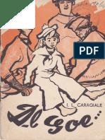 Dl. Goe de I. L. Caragiale