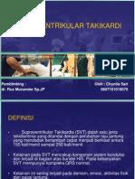 Supraventricular Takikardi