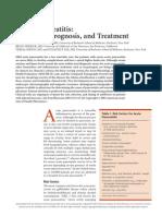 Diagnosis and Treatment Pancreatitis