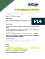 3º AÑO - Derecho Penal I - Resumen Teoría del Delito - Agrupación ROP