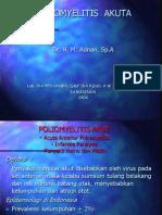 1 Poliomyelitis Akuta