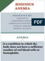 Pernicious Anemia