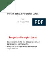 04. Perkembangan Perangkat Lunak