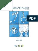Cartilha w3cbr Acessibilidade Web Fasciculo I