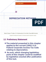 Session Xii Depreciation