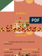 3. KARIES
