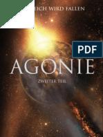 Agonie - Zweiter Teil - Leseprobe