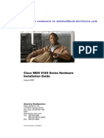 Cisco MDS 9100 Series Hardware