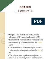 Graphs Lec1
