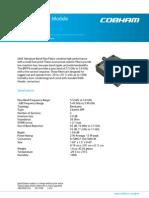 BPFF4 Datasheet
