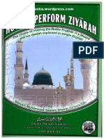 How to Perform Ziyarah