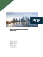 XML PI Configuration Guide XML Pi 12 4t Book