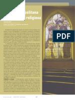 Economia e Religiao Materia