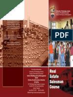 Real Estate Salesman Course
