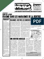 Le Sorbonnard Déchaîné n°38 (oct/nov 2013)