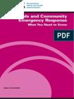 OSHA 3152 - Hospitals and Community Emergency Response
