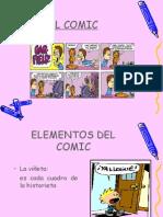 Comic Vanessa