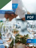 Food Beverage Outlook Survey 2013