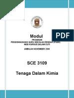 Modul SCE 3109 ppg