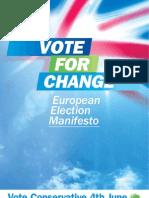 Euro Manifesto