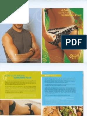 6 day supermodel slimdown pdf