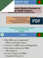 3rd Global Summit-Cluster Bangladesh