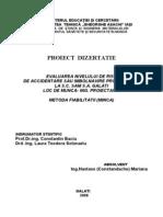 Evaluare riscuri ING.PROIECTANT+TAMPLAR+ELECTRICIAN