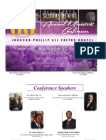 Ministers' Conference at PVAMU