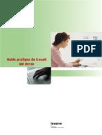 Guide Pratique Travail Ecran