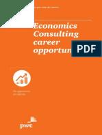 PWC Economics Consulting