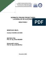 NP124 Normativ Lucrari Sustinere
