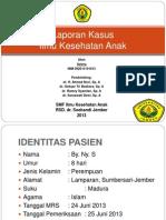 Lapsus Ppt Tetanus Neonatorum - Selma (092011101013)