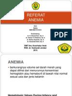 Referat Ppt Anemia - Selma (092011101013)