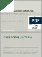 01 OYP OPERACIÓN UNITARIA (2009)