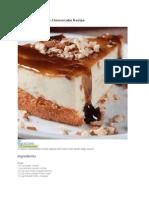 Hot N Fudgy Praline Cheesecake Recipe