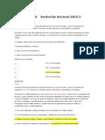 paradigma examen