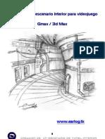 Tutorial Escenario Videojuego 3DMax-Gmax