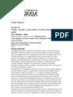 Sf Nicolae Velimirovici - Proloage de La OHRIDA-Vol 1