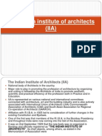The Indian Institute of Architects _IIA