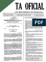 Ley Organica de Educacion Venezuela 2009