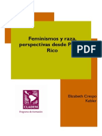 Feminismos y Raza