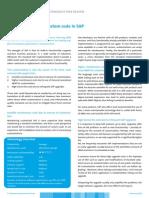 Project Risk Review_SAP ABAP