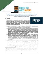 ESA Commitment 7 December 2013