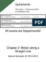 Chapter 2b Physics 71
