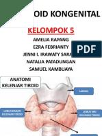 5(hypotyroid kongenital)