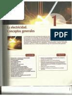 Tema 1- La Electricidad. Conceptos Generales