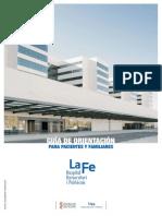 LA FE. Guia de orientación para pacientes y familiares