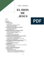 Caravias, Jose Luis - El Dios de Jesus