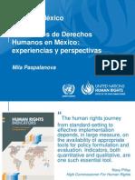 Mila Paspalanova.hr Indicators. MEXICO