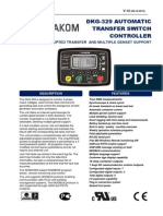 Dkg-329 User Manual